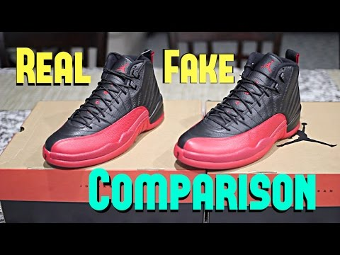 Real Vs Fake? 2016 Air Jordan Flu game