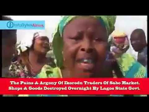 Nigeria Government without humanity