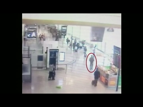 France: CCTV footage shows how the Orly attack unfurled