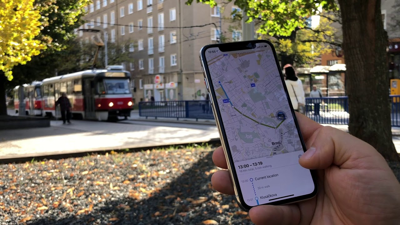 Sygic Travel Adds Public Transport to its App and Website