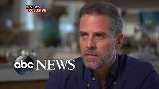 Hunter Biden on relationship with his dad, addiction battle l ABC News