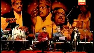 A musical moment with legendary singer Manna dey---Jibaner Jalshaghare