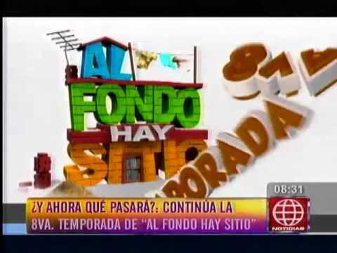 AL FONDO HAY SITIO: Imágenes De La Octava Temporada