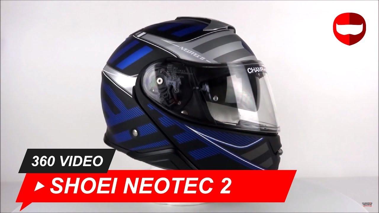 2da3045d Shoei Neotec 2 Splicer TC-2 Helmet Unboxing - ChampionHelmets.com ...