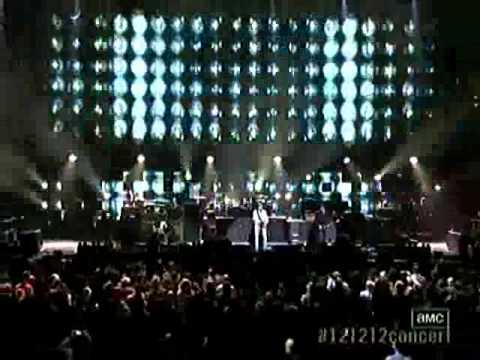 Nirvana Reunion with Paul McCartney at 12-12-12 Concert for Sandy Relief