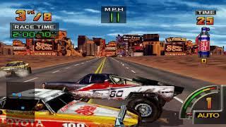 Off-Road Challenge (Nintendo 64) - Tournament Longplay - Very Hard Difficulty