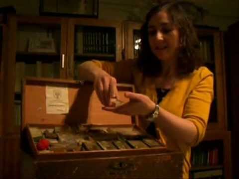 12. Victorian Object Lesson Box