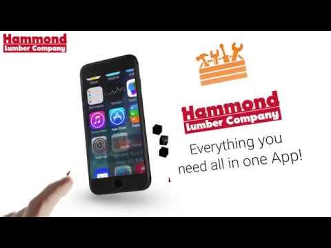Builder Toolkit App - Hammond Lumber Company