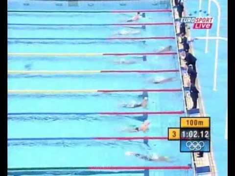 Athén 2004 - Gyurta Dani és a 200m mellúszás döntő