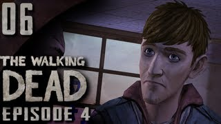 Mr. Odd Plays - The Walking Dead [BLIND] - Episode 4 - Part 6 - Ending