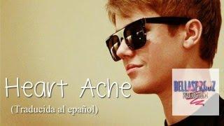 heart ache - Justin Bieber (traducida al español)
