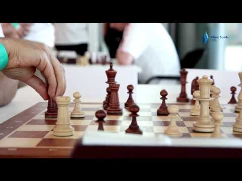 Allianz Sports 2014 chess