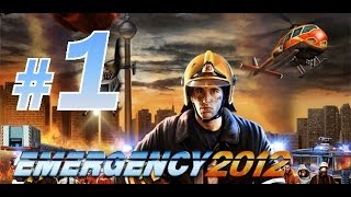 Emergency 2012 Walkthrough: Mission 1 - Cologne Cathedral destroyed
