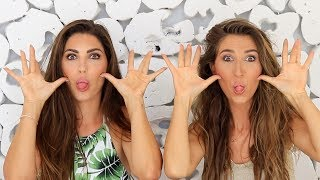 BEAUTY WORKOUT ♥︎ My sister Yolanthe and I doing eachothers makeup