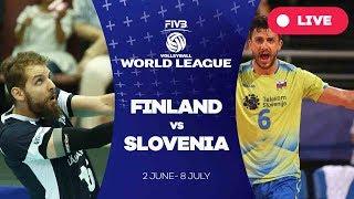Finland v Slovenia - Group 2: 2017 FIVB Volleyball World League