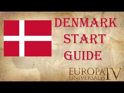 Europa Universalis 4 Denmark start guide