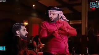 انفراد - فيديو مسرب من أجتماع تجديد تركي آل شيخ لعبد الله السعيد مع الاهلي