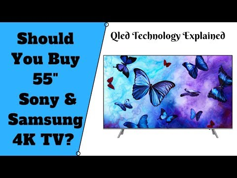 Best Cheapest Samsung QLED TV  Q6F indepth Review - VideoRuclip