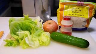 排毒減重  益力多洋車前子什蔬汁