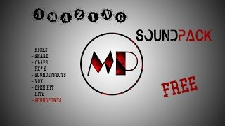 Amazing!! FREE SoundPacks, Drum kits, to Download for Fl Studio