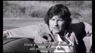 "Jack Nicholson, Robert Towne, Roman Polanski Y Robert Evans, Sobre ""Chinatown"" (1974) (Subtitulado)"