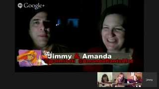 Comicosity's Hangout is LIVE with Amanda Conner & Jimmy Palmiotti
