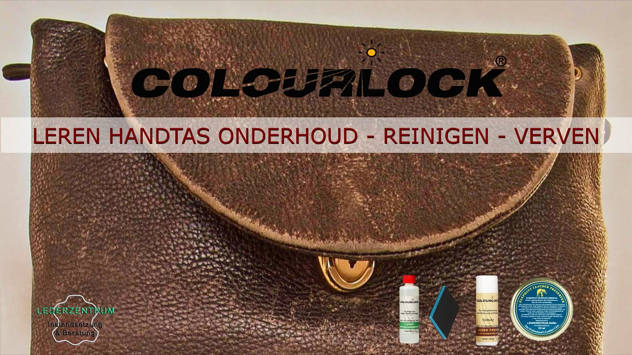 Verf Van Leer Verwijderen How To Clean And Repair Leather Handbags