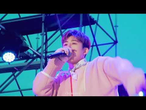 [iKON 아이콘 Fancam] 180407 벚꽃 피크닉 페스티벌 사랑을 했다(Love Scenario) 멤버별 직캠 Full ver. (COLOR REGRADED)