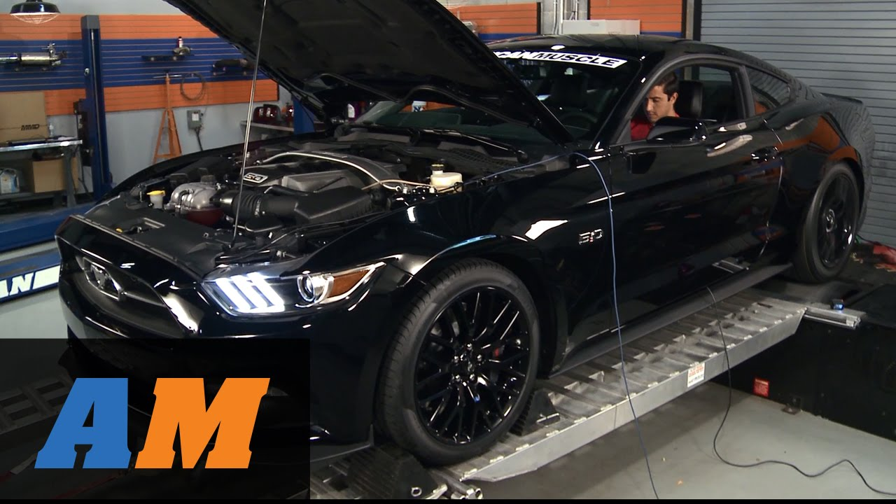 Stock 2015 mustang gt track and dyno numbers review youtube