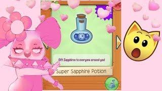 New SAPPHIRE POTION & Phantom Dimension Update! [AJPW]
