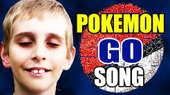 POKEMON GO SONG!!! by MISHA