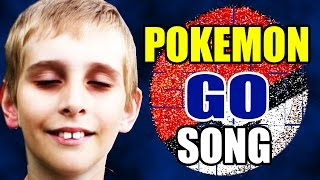 POKEMON GO SONG!!! by MISHA (FOR KIDS)