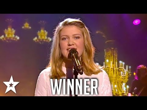 Kid Singer Wins Norway's Got Talent 2018 | All Performances