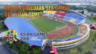 Gambar cover Inilah Perbedaan SEA Games dan ASIAN Games