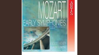 Symphony No. 1, in E-Flat Major, K. 16: II. Andante
