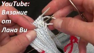 Как соединить БОКОВЫЕ швы и ОТКРЫТЫЕ петли при вязании спицами. Соединительные швы: шов крючком