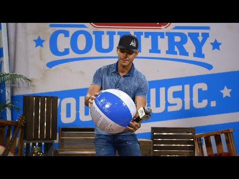 Granger Smith - Beach Ball Song Challenge | Radio Disney Country