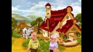 Трехмерная 3D игра - Веселая Ферма 4.