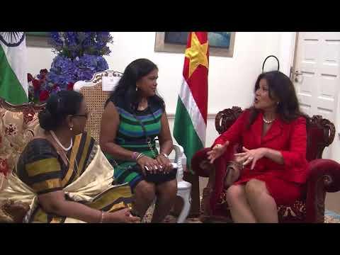 Relatie tussen Suriname en India moet hechter 21 jun 2018