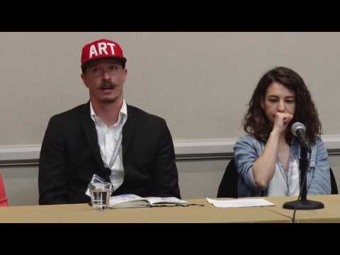 Design, Visual, & Media Arts Pathway Industry Panel Part 1