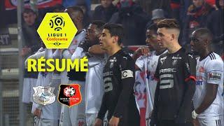 Amiens SC - Stade Rennais FC (0-2)  - Résumé - (ASC - SRFC) / 2017-18