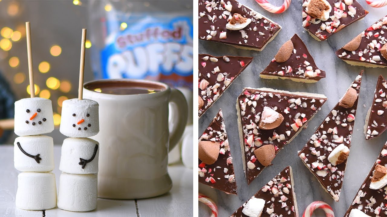 5 Marshmallow-y Treats to Sleigh This Holiday Season!!! So Yummy