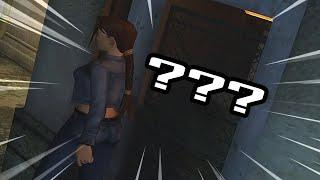 🎮 The Useless Secret Door! Tomb Raider: The Angel of Darkness