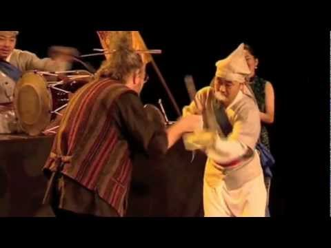 KlangWelten 2007 live: Rüdiger Oppermann plays Korean