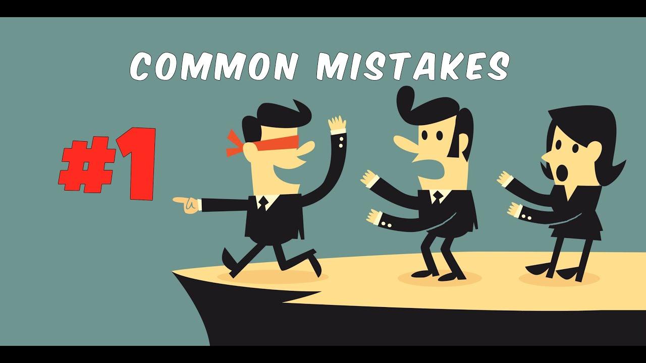 Common Presentation Mistake #1 - YouTube
