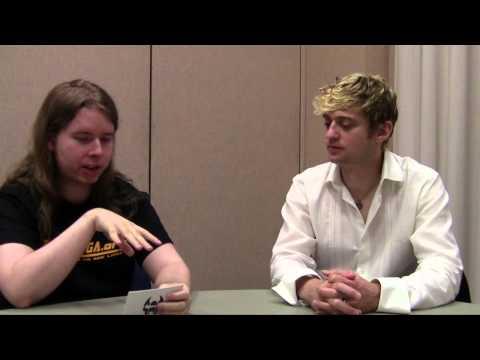 Metrocon 2012: Crispin Freeman Interview