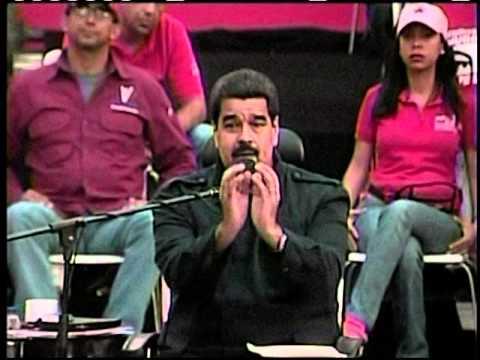 Maduro decreta lunes 18 de abril como no laborable