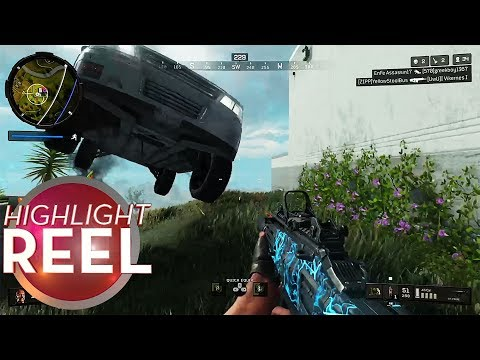 Highlight Reel #502 - Call of Duty Player Hit With Car, Peoples Elbow