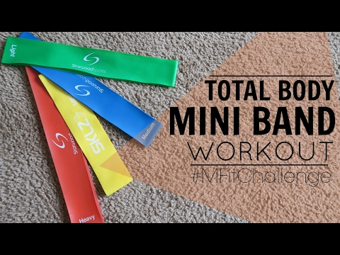 Total Body Mini Band Workout | MFit