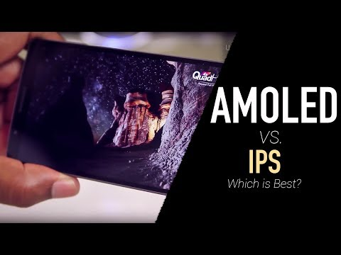 Amoled vs LCD - Which Display Would You Pick?